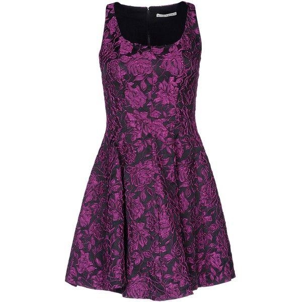 ALICE+OLIVIA Short dress found on Polyvore