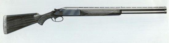 Valmet-haulikot. Valmet shotguns.