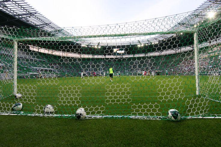 Siatki na bramki do piłki nożnej Sport Transfer