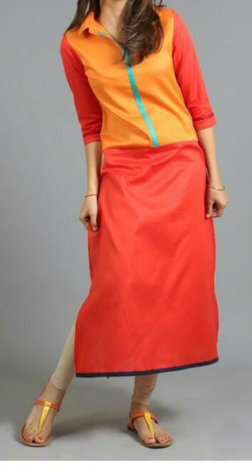 Pakistani designer long shirts 2013 by Ego