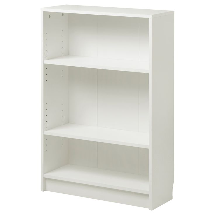 Small White Bookcases - Best Paint for Furniture Check more at http://fiveinchfloppy.com/small-white-bookcases/