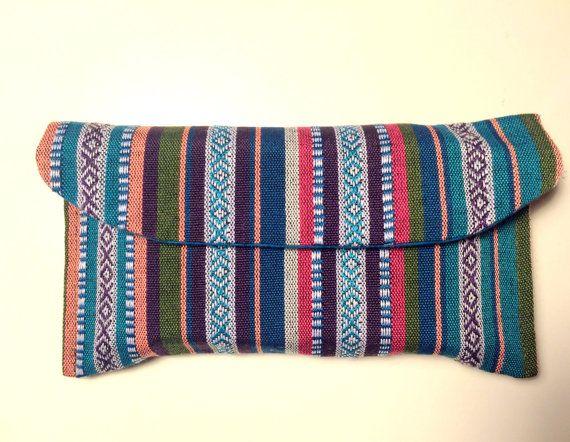 Leather Zip Around Wallet - Turquoise Jewel Mandala by VIDA VIDA LMx2SBlyma