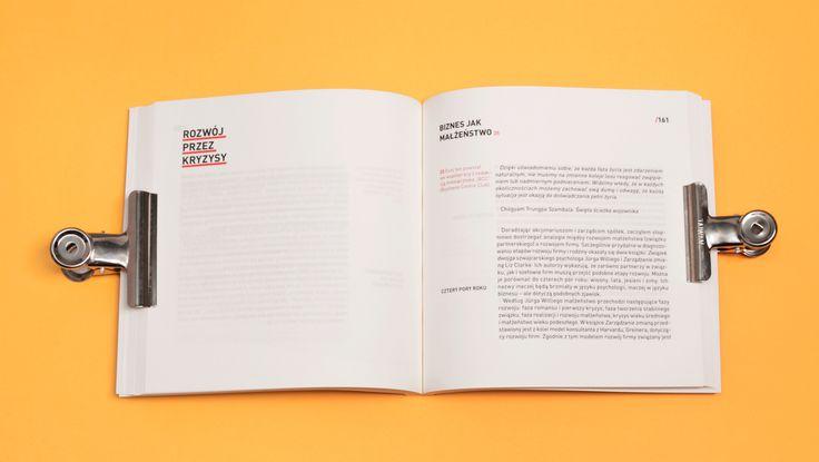 Miłość i Praca / book design