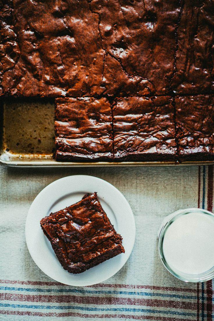 Ina Garten's Outrageous Brownies