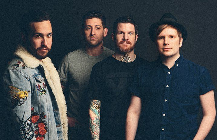"Fall Out Boy Release New Song ""Young And Menace"""