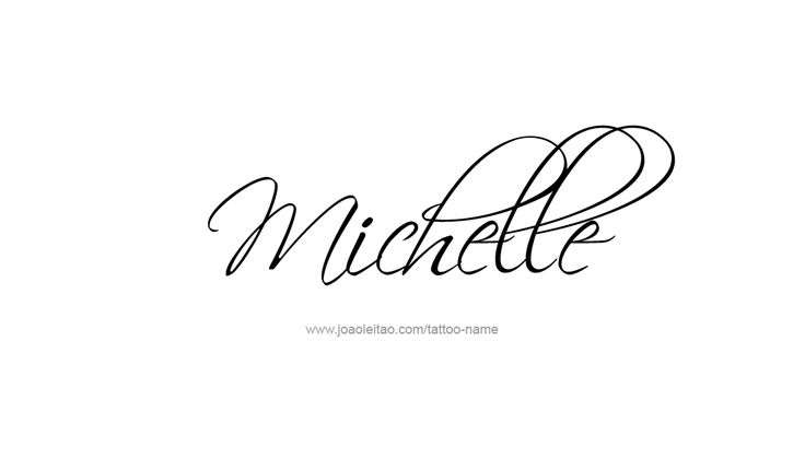 michelle name tattoo designs pinterest dise os para tatuajes para tatuajes y tatuajes. Black Bedroom Furniture Sets. Home Design Ideas