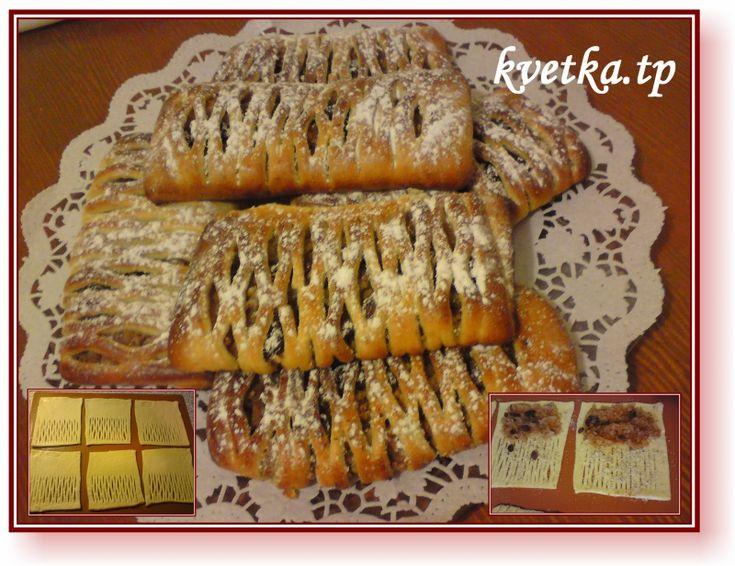 1151. jablečný mřížkový koláč od kvetka.tp - recept pro domácí pekárnu