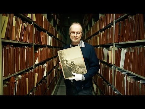 Fascinating Mini Documentary on National Geographic Archivist Bill Bonner