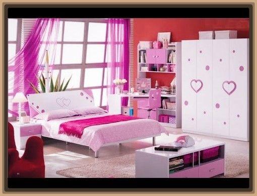 Ver dibujos de camas para ninas