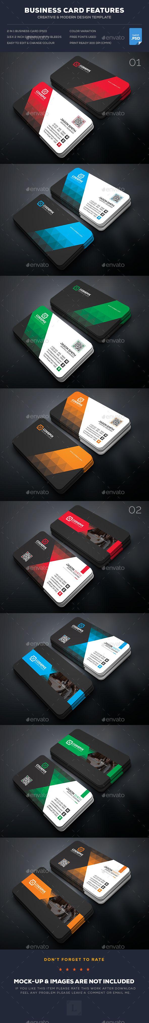 Business Card Bundle - Business Cards Print Templates Download here : https://graphicriver.net/item/business-card-bundle/17655623?s_rank=39&ref=Al-fatih