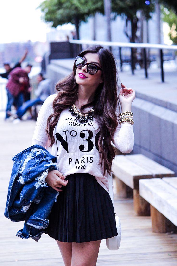 Nah Cardoso | Street Style | Fashion