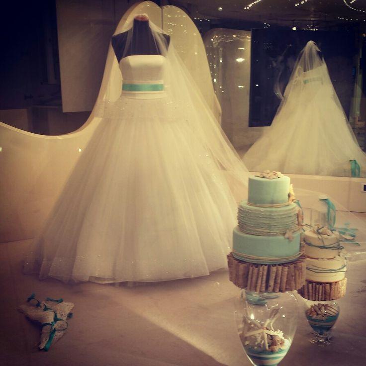 Vetrine da (a)mare #tiffany #bride