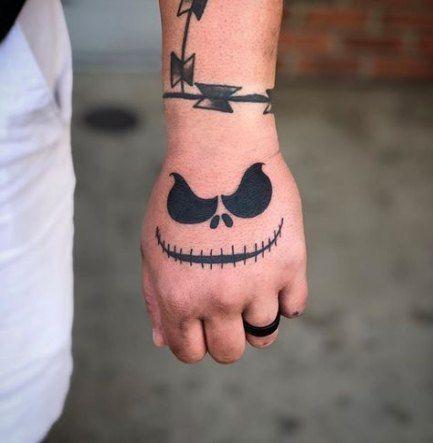 55 Unique Halloween Tattoo Ideas