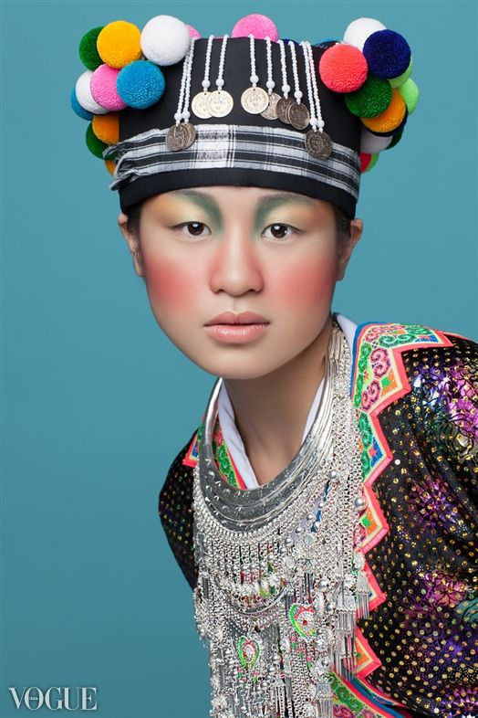 What a Hmong hat like this one!