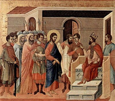 O DIÁRIO DE DEUS: Opinião de Herodes sobre Jesus