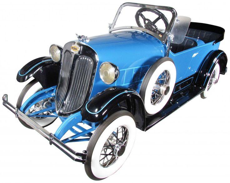 Best Vintage Pedal Cars Images On Pinterest Pedal Cars Kids