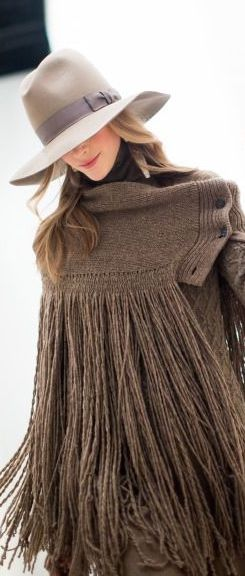 Great classic western fringe perfect with that hat - not all fringe is leather