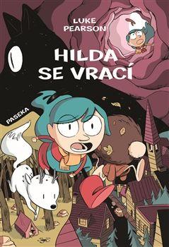 Hilda se vrací - Pearson Luke