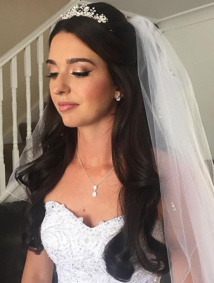 Hairstyle For Civil Wedding Wedding Hairstyles For Long Hair Bridal Hair Veil Long Hair Wedding Styles