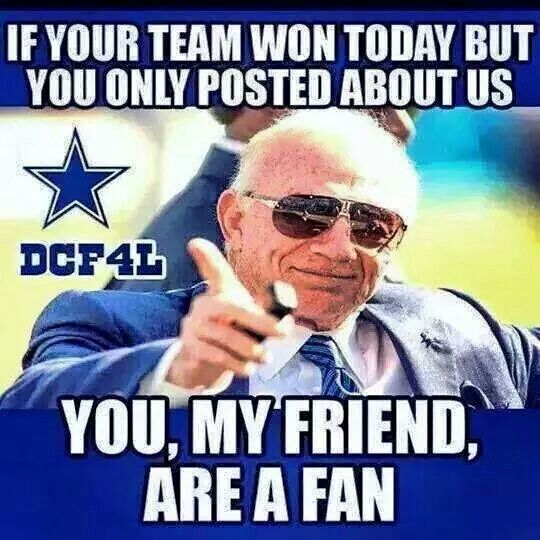You Like That Funny Dallas Cowboys Memes