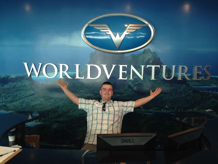 How may I assist you?  The world is at our fingertips.  WorldVentures head office, Plano Texas