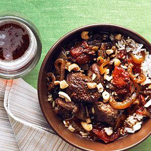 4 hearty stews and beer pairings | Pork Vindaloo | Sunset.com