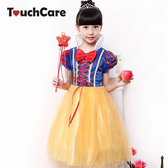 We love it and we know you also love it as well Snow White Princess Girls Dress Baby Girls Clothes Cosplay Masquerade Dress Fancy Costume Christmas Baby Girls fantasia Vestido just only $11.69 - 15.59 with free shipping worldwide  #girlsclothing Plese click on picture to see our special price for you
