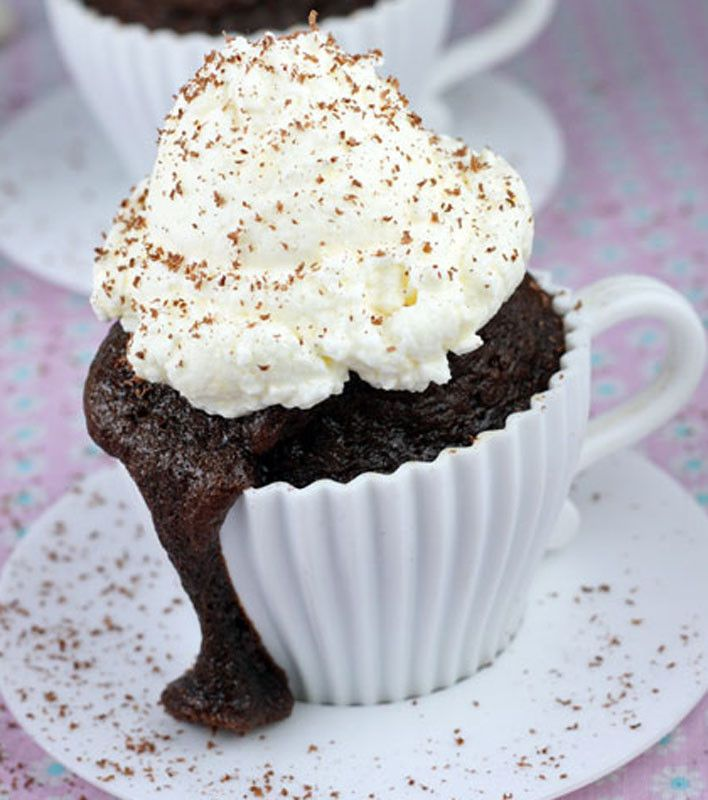 Hot Cocoa Cupcakes - flour - unsweetened cocoa - unsalted butter ...