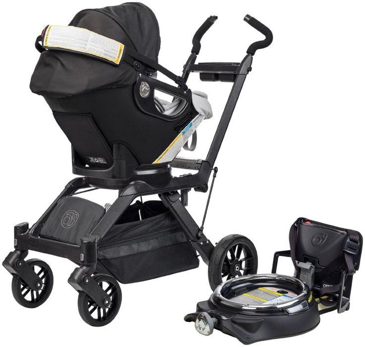 Top 4 Non-Toxic Strollers: Orbit Baby G3