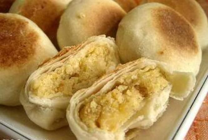 BAKPIA (traditional snack from yogyakarta)