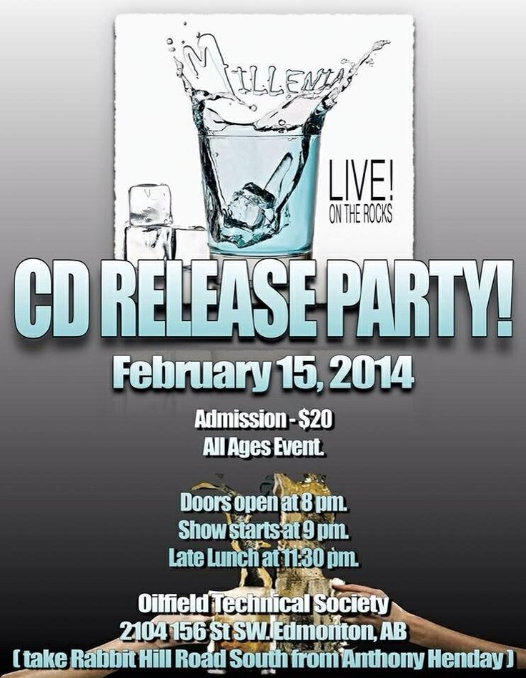 Millenia's newest CD release!
