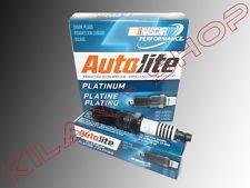5 bujías Autolite platino hummer h3 3.5l 3.7l 2006 - 2010