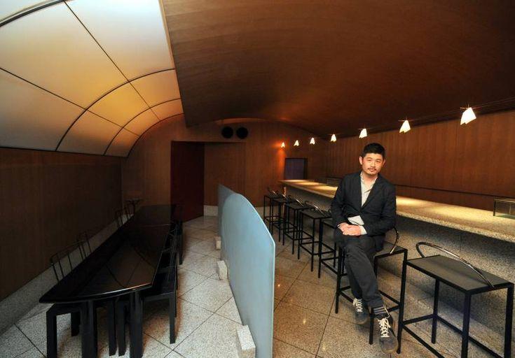 Shiro Kuramata's iconic sushi bar heads to Hong Kong museum