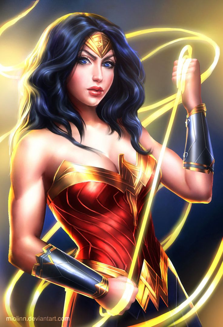 Wonder Woman Biografia Dc Comics