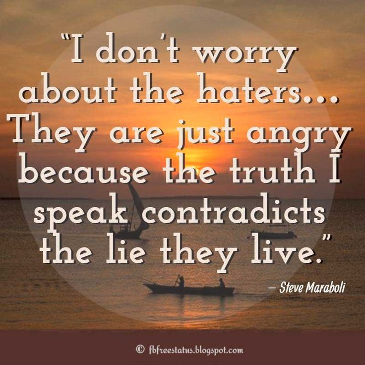 Best Quotes Jealousy Friendship: Best 25+ Quotes About Haters Ideas On Pinterest