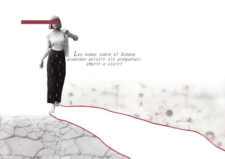 Digital collage. Maria Velat illustration.