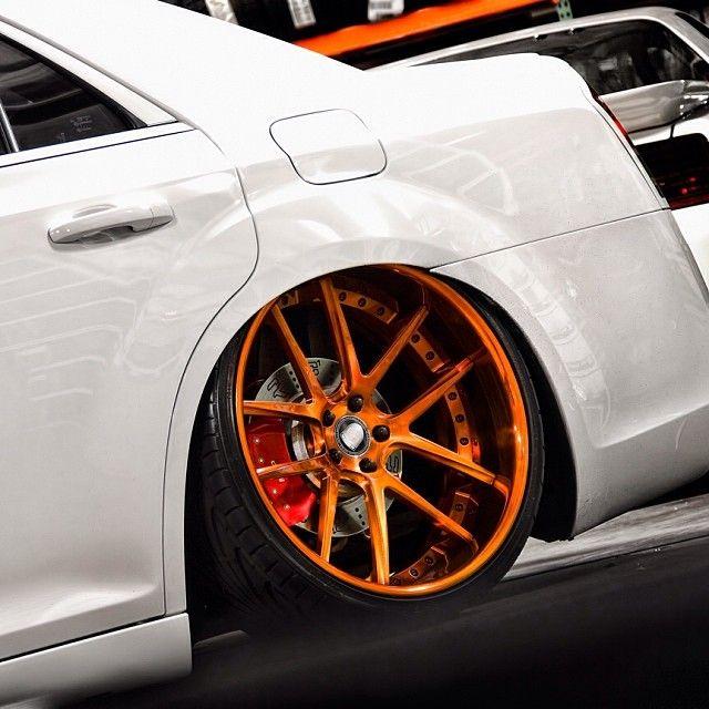 160 Best Images About Chrysler 300 On Pinterest: Gold Nutek Wheels Chrysler 300