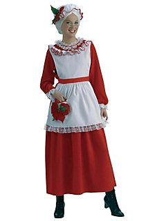 need a Mrs Claus outfit