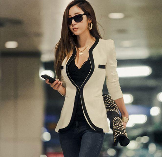 Modelos De Sacos De Vestir Para Mujer Ropa Moda Y Chaquetas