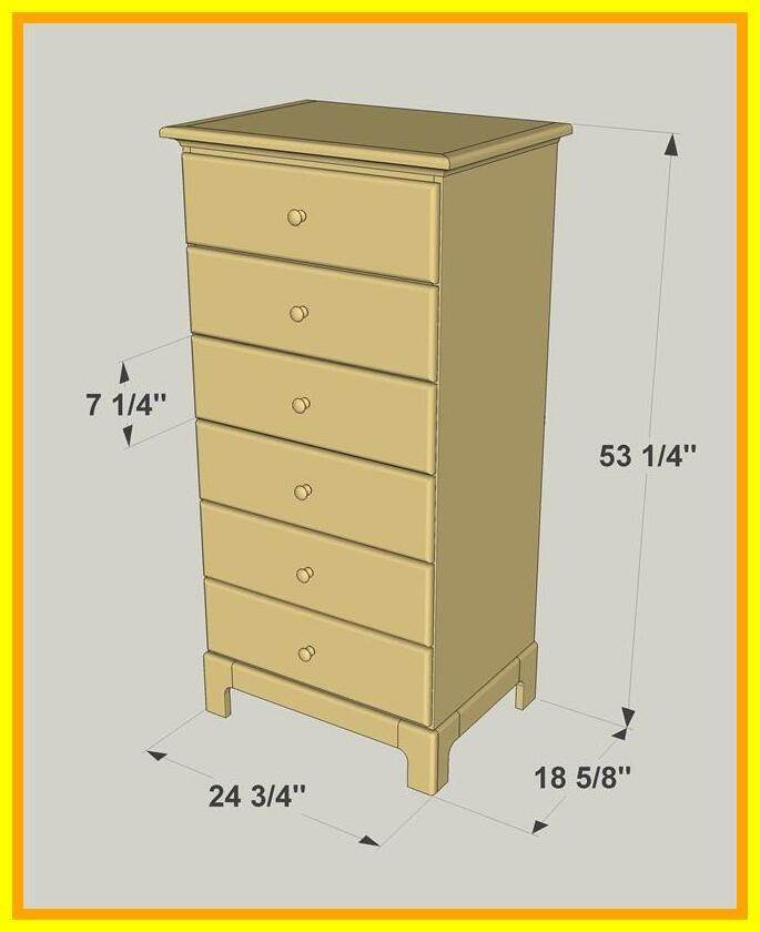44 Reference Of 6 Drawer Tall Dresser Plans In 2020 Dresser Plans 6 Drawer Tall Dresser Tall Dresser