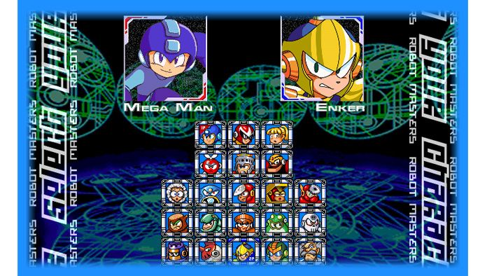 Mega Man Robot Master Mayhem V2 5 Mugen Download Mega Man Beat Em Up Mayhem