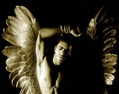 Male Angels Stock Photos - Royalty Free Pictures