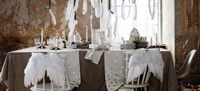 Great christmas ideas art de la table!!!!  by eleanna kapokaki. Interior architect.