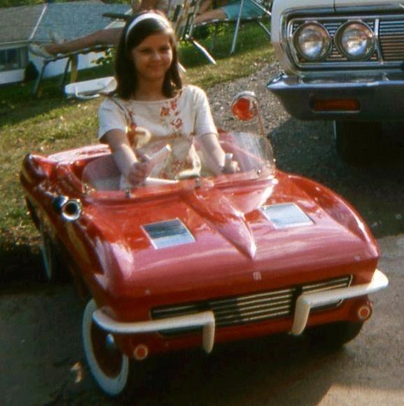 Children S Luxury Push Cars