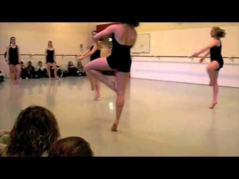 Fontys Dansacademie-Modern - YouTube