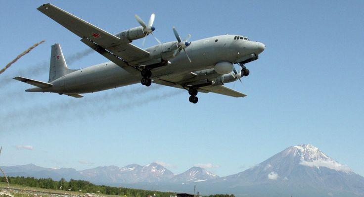 Noticia Final: Testes de aviões antissubmarino russos Il-38 são r...