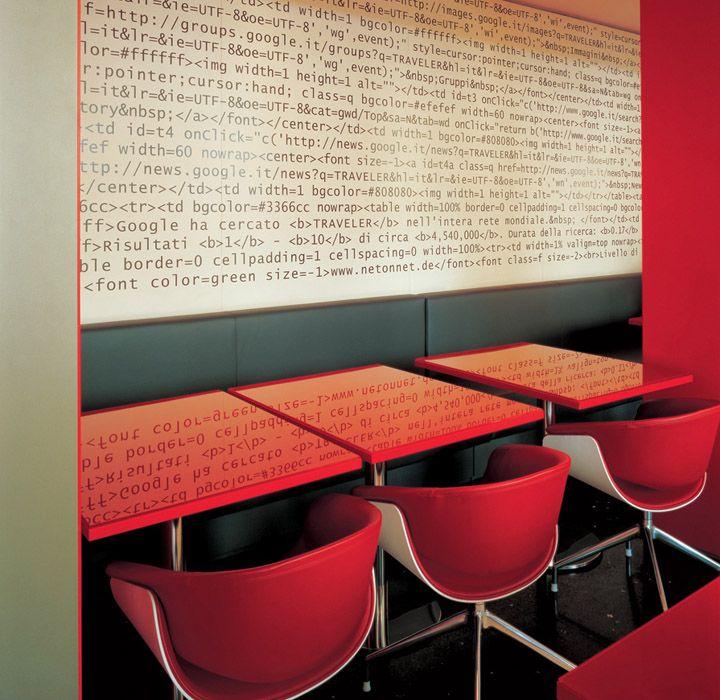 Una hotel by studio marco piva bologna italy interior design pinterest restaurantes - Interior designer bologna ...