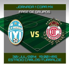 Jornada 1 Copa MX