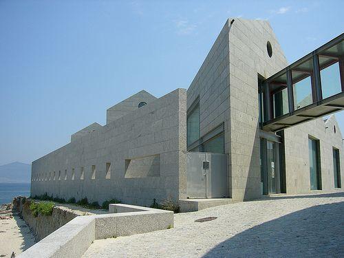 Museo del Mar en Galicia de Aldo Rossi