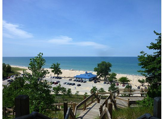 Weko Beach On Lake Michigan Bridgman Favorite Places Es Pinterest Lakes And